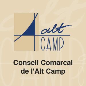 Logo Consell Comarcal Alt Camp